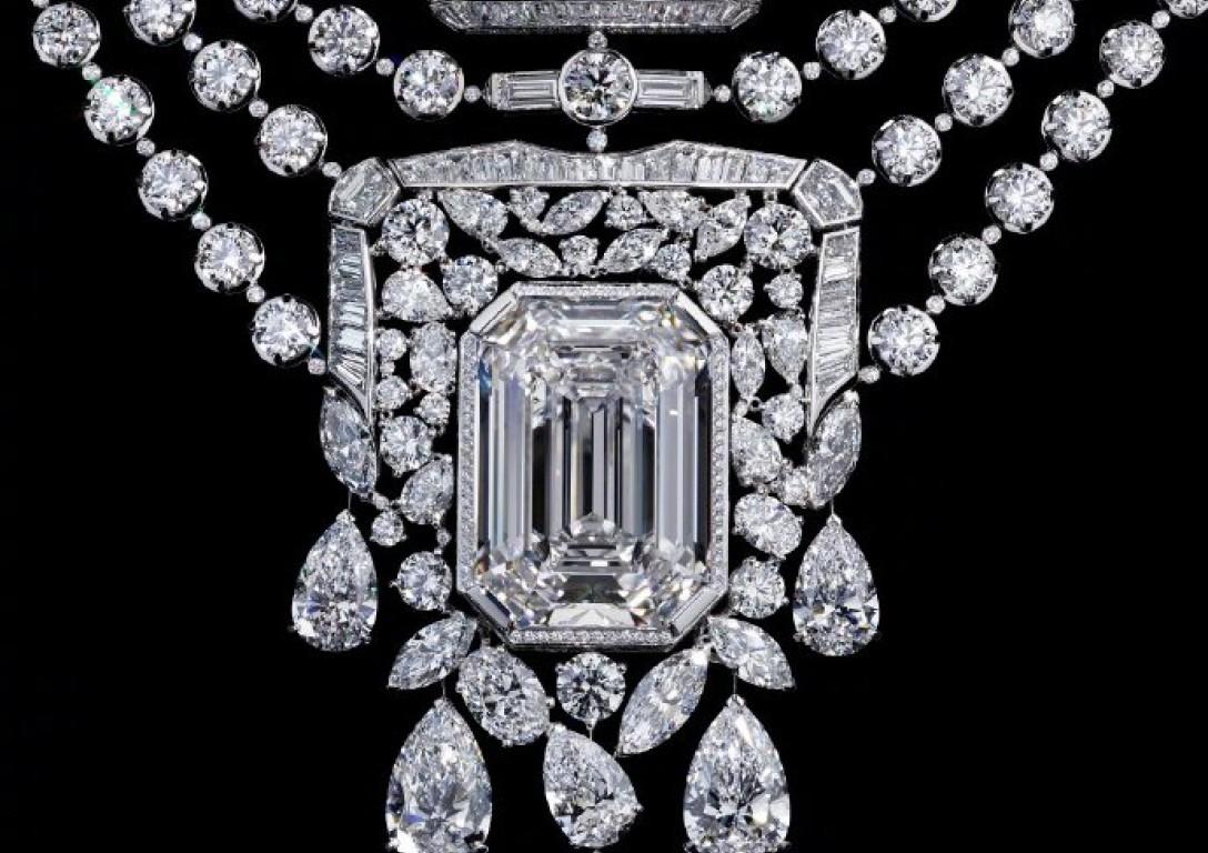 香奈兒推出N°5臻品珠寶系列